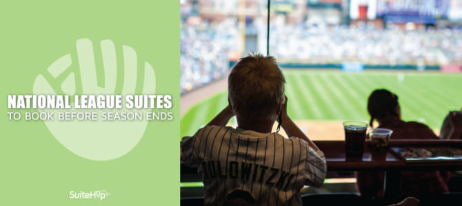 National League Suites to Book Before MLB Season Ends