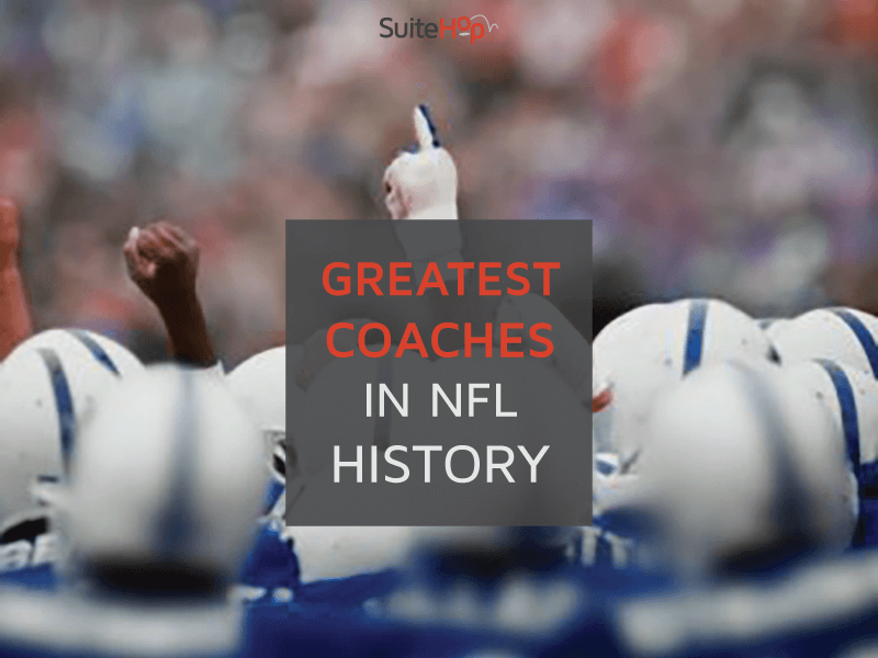 greatest NFL coaches in history