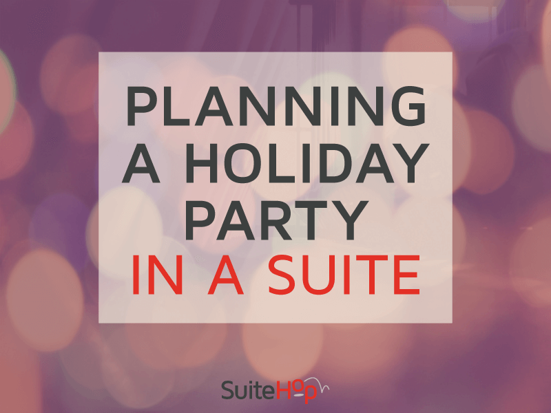 Luxury Suite Party Planning
