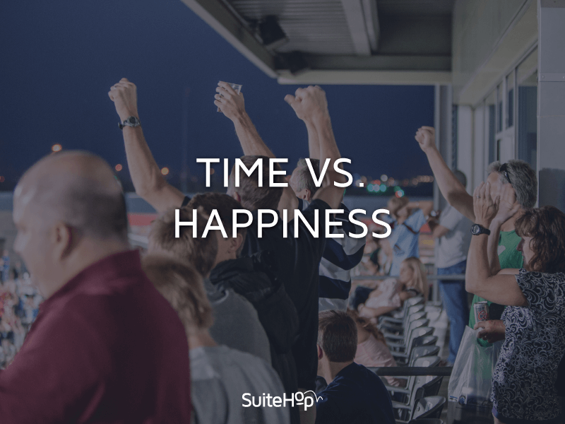 Time vs. Happiness