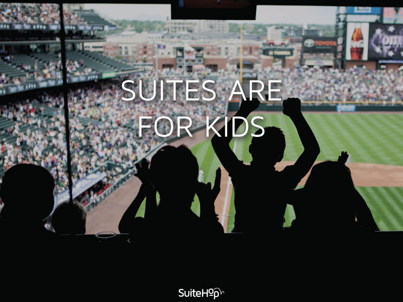 Suites are for Kids