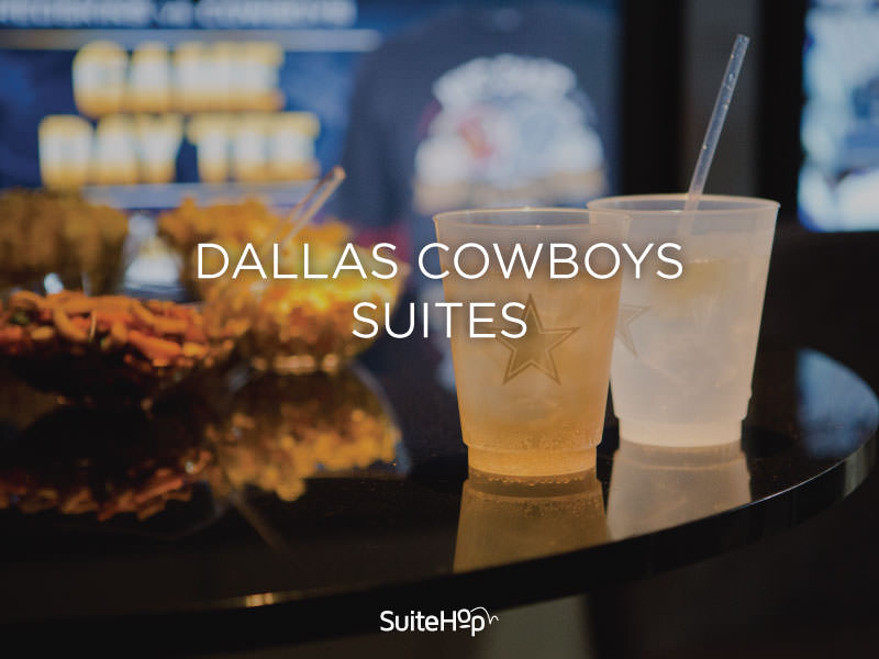 Dallas Cowboys Suites