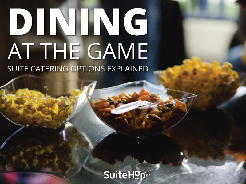 Suite Catering Explained