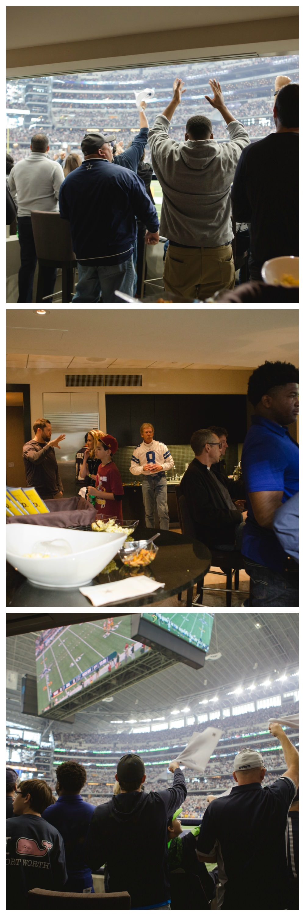 SuiteHop gives you an exclusive look inside AT&T Stadium's luxury seating with pictures of Dallas Cowboys Suites!