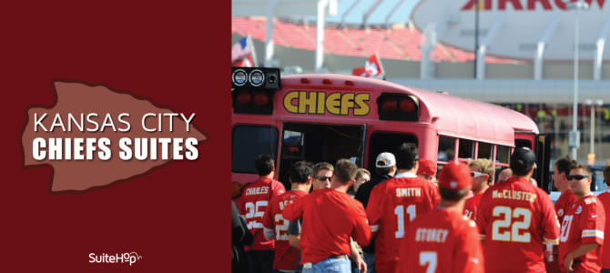 Kansas City Chiefs Suites