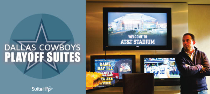 Dallas Cowboys Playoff Suites