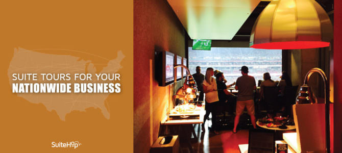 Suite Tours for Your Nationwide Business
