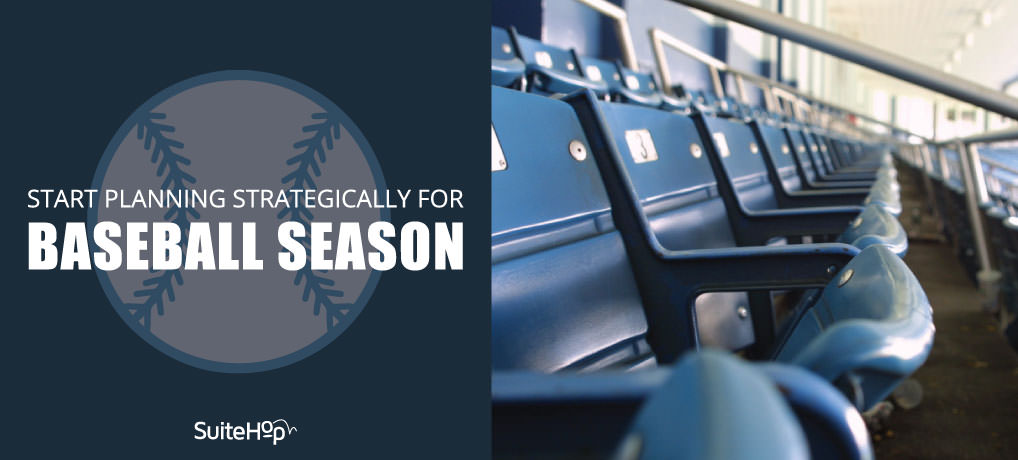 Start Planning Strategically for Baseball Season