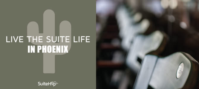 Live the Phoenix Suite Life