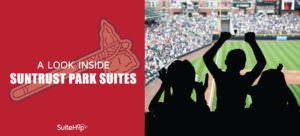 Learn more about new SunTrust Park suites!