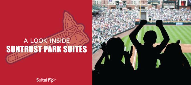 A Look Inside SunTrust Park Suites