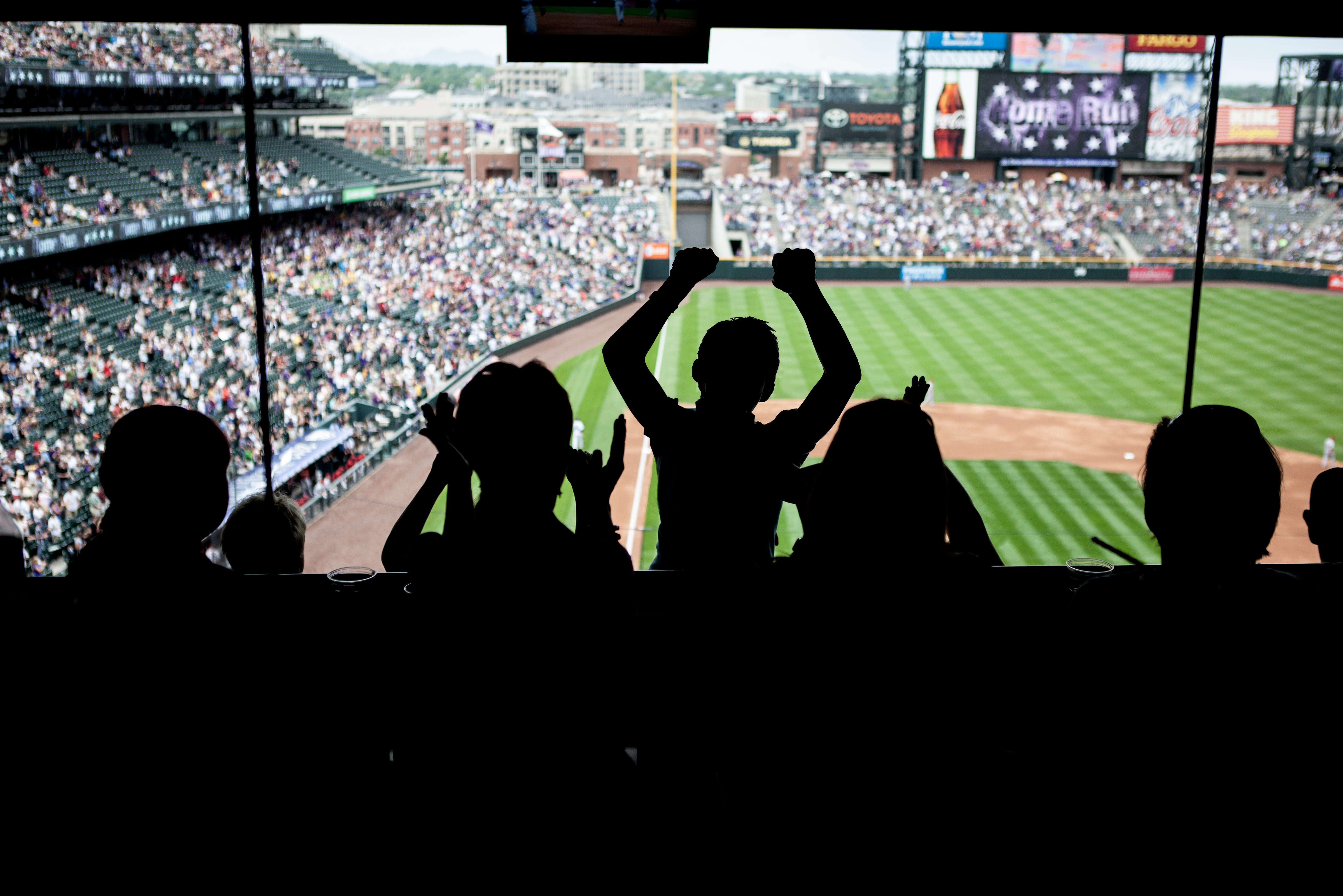 Snag a suite to elevate your MLB experience.