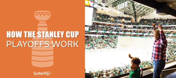 How the Stanley Cup Playoffs Work