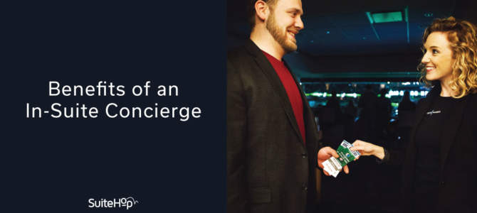 Benefits of an In-Suite Concierge
